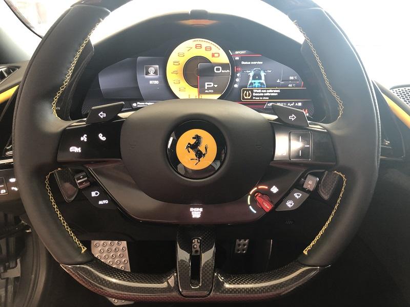 Ferrari şi-a schimbat atitudinea faţă de automobilele electrice, primul model ar putea apărea în 2025