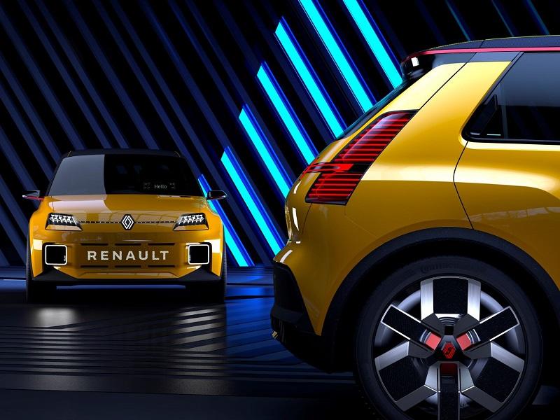 Renault ia din nou în calcul schimbarea rapidă a acumulatorilor de pe mașinile sale electrice