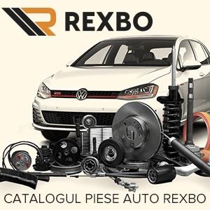 Rexbo.ro este asistentul dvs. în selecția pieselor auto