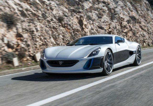 Porsche şi-ar putea majora participaţia la Rimac