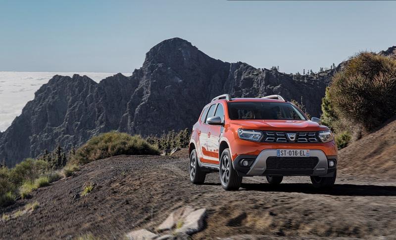 Dacia a prezentat Duster facelift