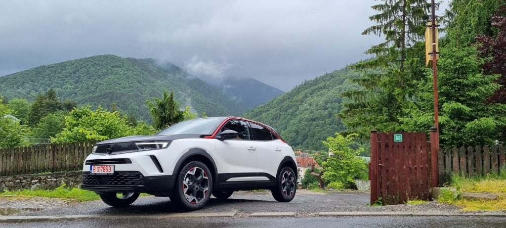 Opel Mokka – reinventare