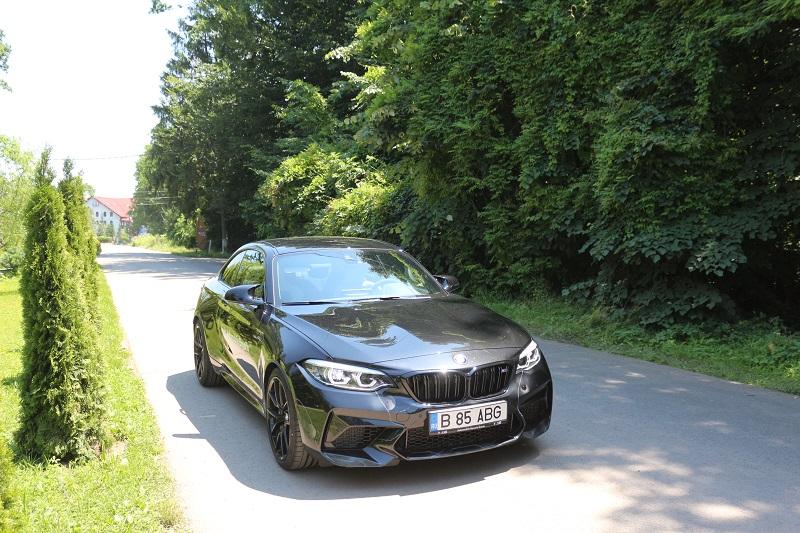 BMW M2 Competition – adevăratul spirit M