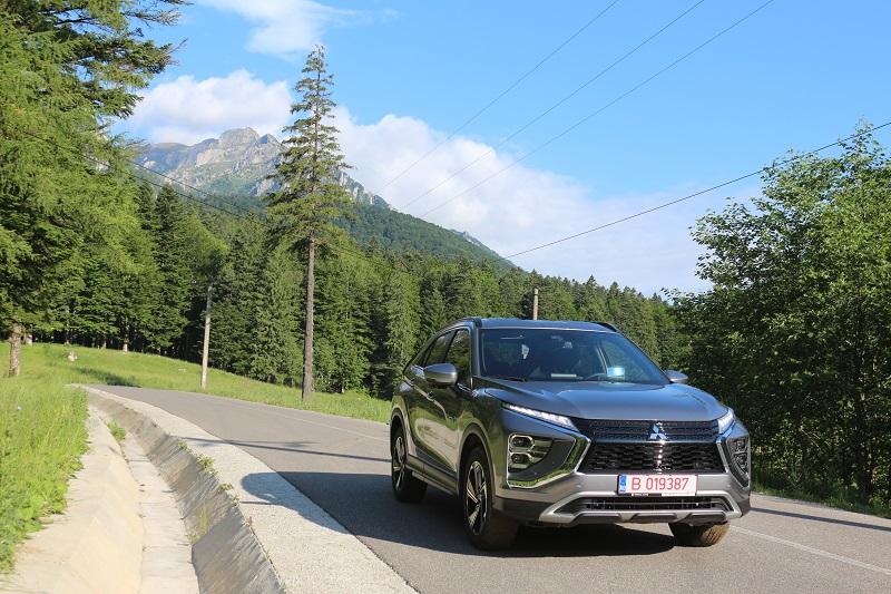 Mitsubishi Eclipse Cross PHEV 2021 – Cântecul de lebădă