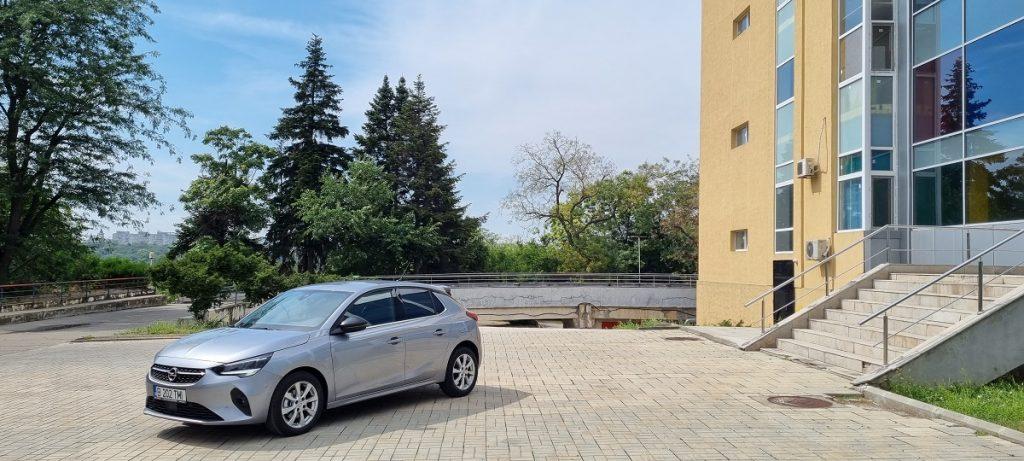 Opel Corsa – Facelift a la Francais
